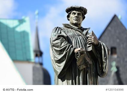 Wenn das Luther-Jahr zu Ende geht