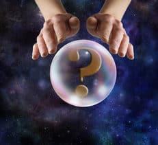Die Begrenztheit des eigenen Denkens, oder das Ende der menschlichen Weisheit.