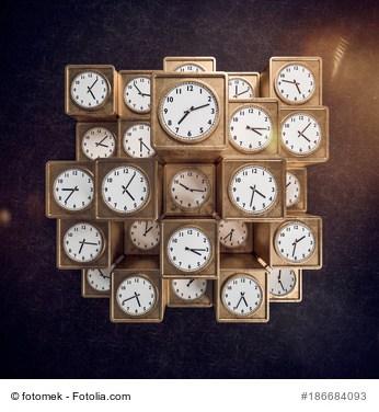 Zeitmesser, Uhren