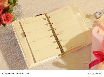 Kalender , Plan
