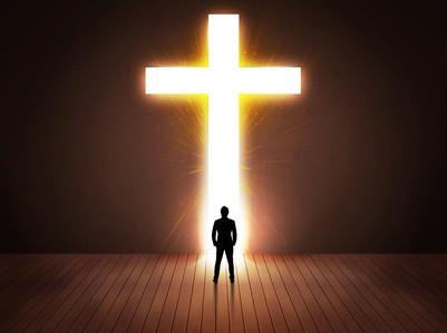 Kreuz, Licht, Gott