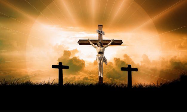 Das Kreuz am Ende des Weges