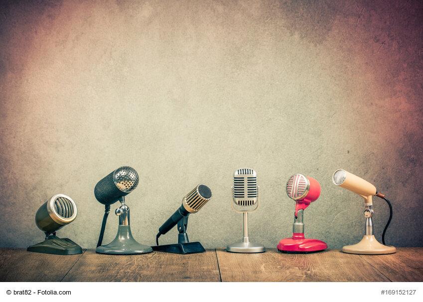 Hörstudio - Microphone