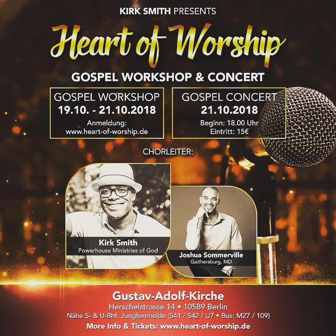 Konzert Heart of Worship
