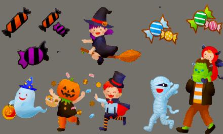 Halloween oder Helloween – Süßes oder Saures