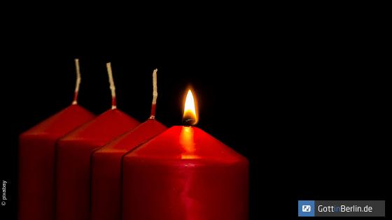Wir warten auf's Christkind – Advent
