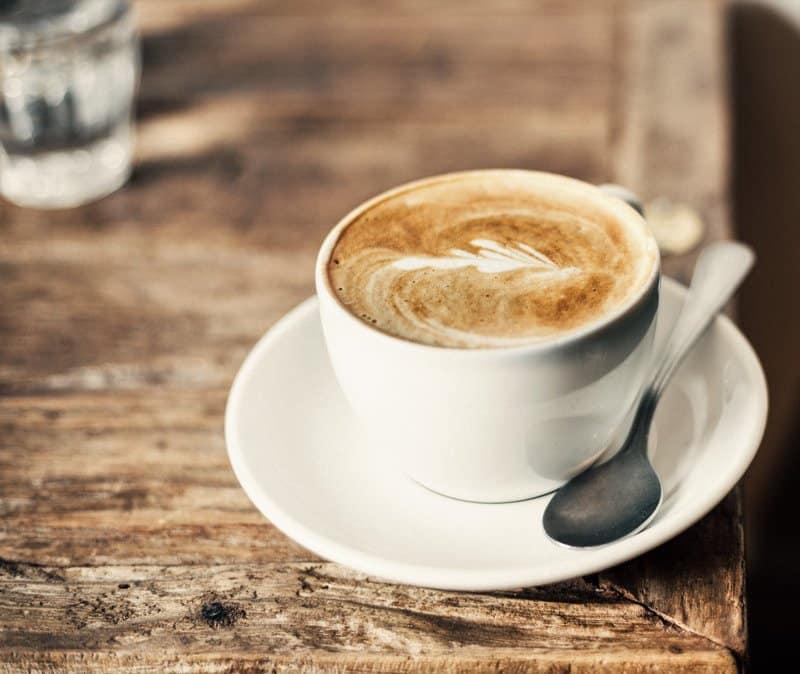 Frommer Kaffeeklatsch