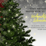 Weihnachtsbaum-Schmückaktion 15.12.2018