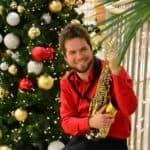 Wohltätigkeitskonzert – Klim Levene – Saxophonist