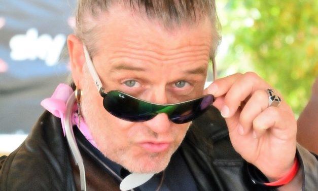 Wohltätigkeitskonzert – Rock&RollPreacher – Vrank Michael Goedel
