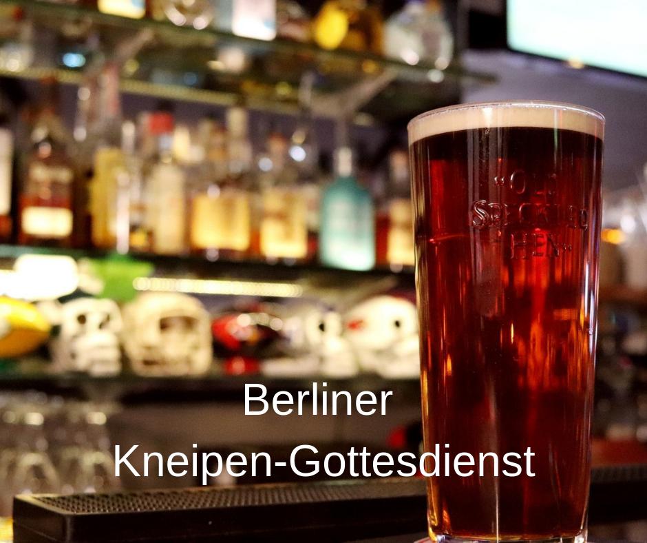 Berliner Kneipen-Gottesdienst