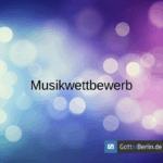 Musikwettbewerb