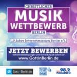 Musikwettbewerb – Jury: Kirk Smith