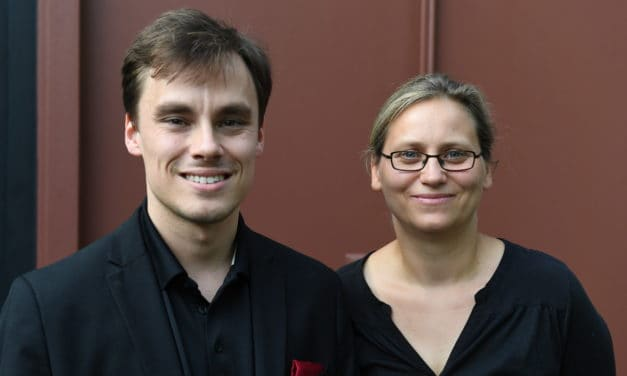 POGO – Nicole Rauer und Dennis Fischer – Gospelday 2019