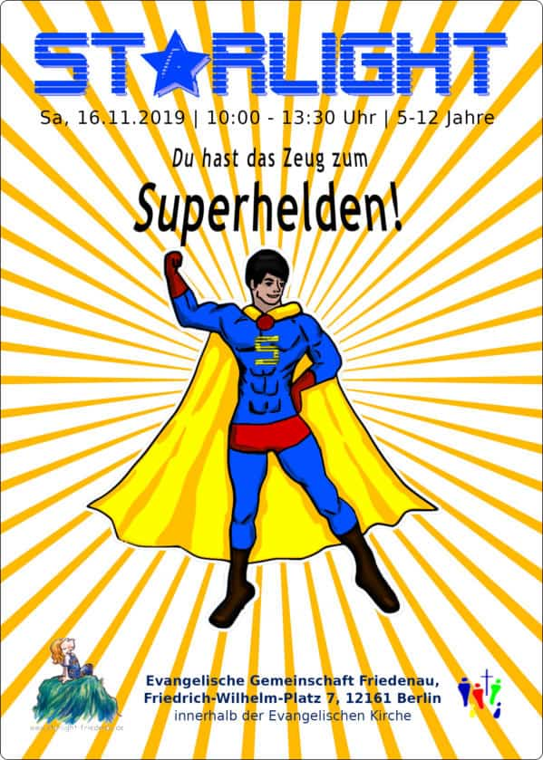Superhelden Filme 2019