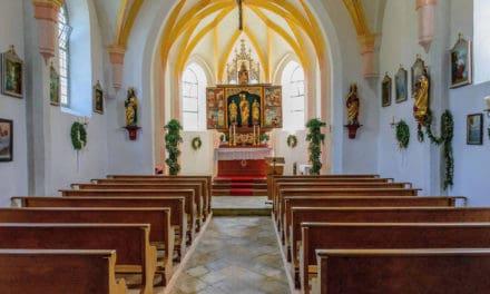 Warum ich in der Kirche bleibe