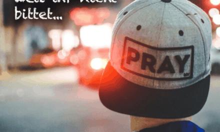 Kommunikation – Mit Gott einen Kaffee trinken