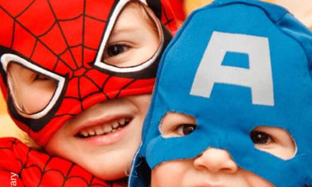 Vom Segen, ein Superhero sein zu dürfen
