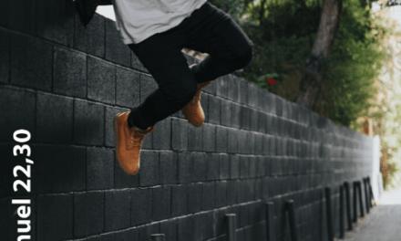 Über Mauern springen – Auf zu neuen Horizonten