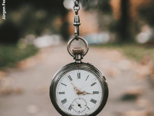 Liebe setzt Zeit frei