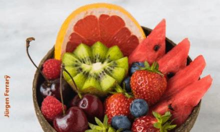Frucht, die bleibt