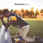 Gebet ist Kampf