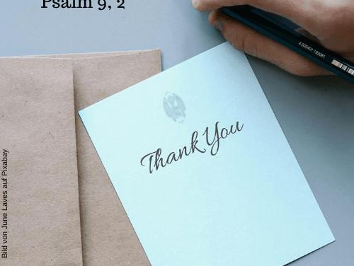Danke Papa!