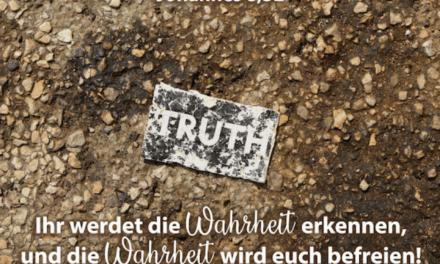 Wo gibt es die Wahrheit? Lügen – nichts als Lügen
