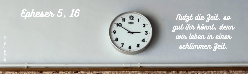 Uhr - Zeit