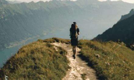 Mutig und stark sein – auch mit schlotternden Knien