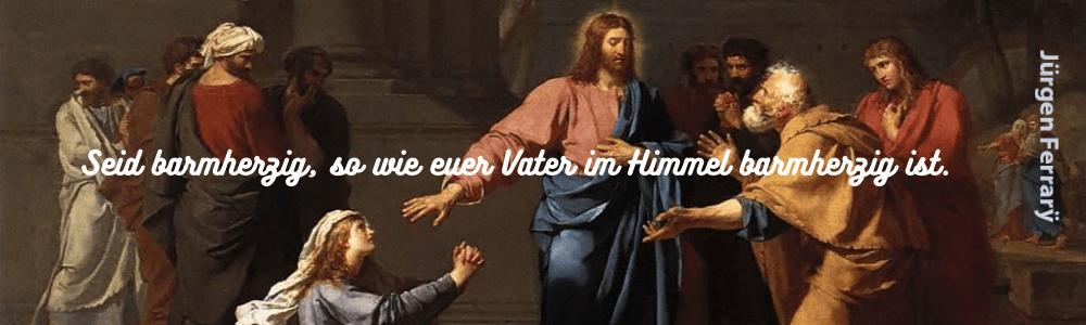 Gemälde mit Jesus