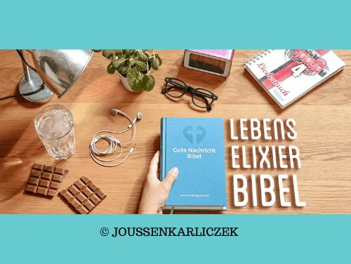 Lebenselexier Bibel – Internationale Allianzgebetswoche