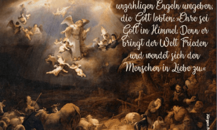 Warum ist Lobpreis wichtig? – Ehre sei Gott im Himmel …