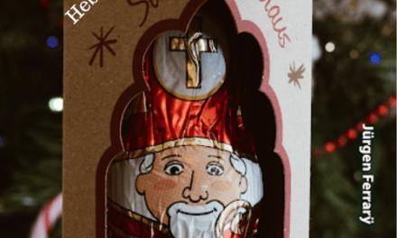 Lieber heiliger Nikolaus, komm doch heut in unser Haus …