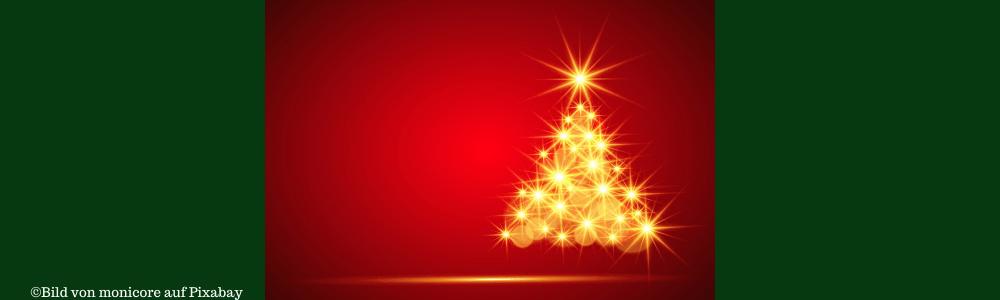 Lichter Weihnachtsbaum