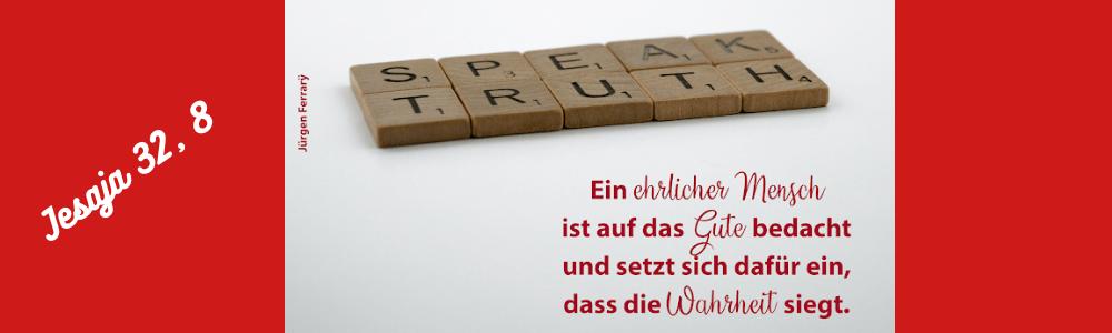 Scrabbel - Wahrheit