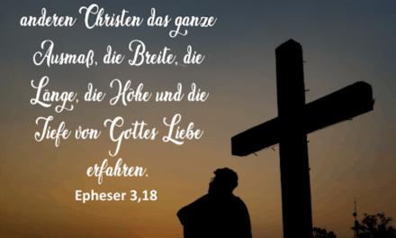 Kann man die Liebe Gottes messen?
