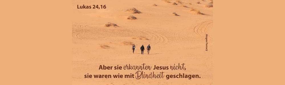 3 Männer laufen in der Wüste