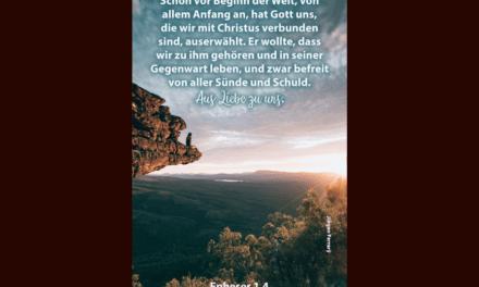 Du fällst Gott nicht zur Last
