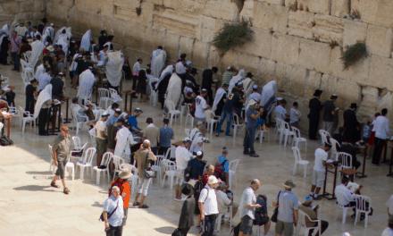 Israelreise mit Alexander Garth 2022