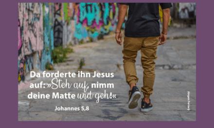 Wer ist der Herr deines Lebens – deine Vergangenheit oder Jesus?