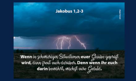 Glaube in harten Zeiten