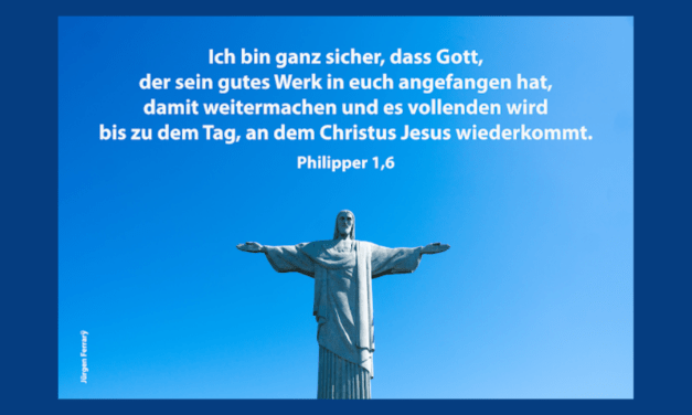 Jedes Ende ist auch ein Anfang