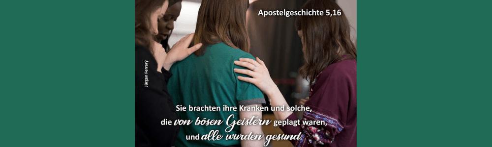 Frauen beten