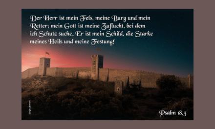 Eine Burg ist eine Burg