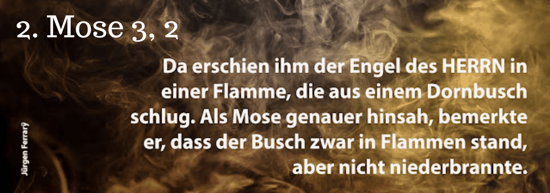 abstrakte Flammen