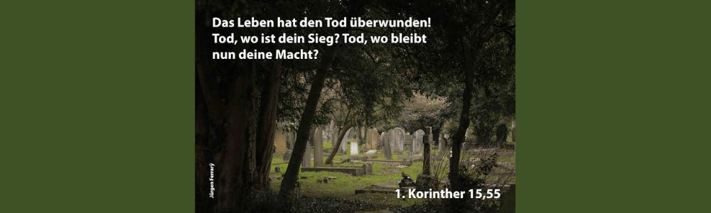 Friedhof und Grabstellen
