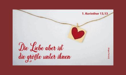 Love wins – Liebe gewinnt