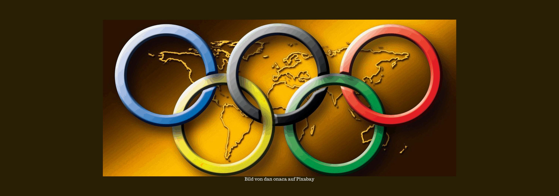 5 Olympische Ringe