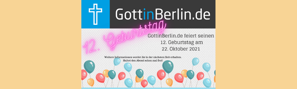 Einladung zur Geburtstagsfeier mit Luftballons